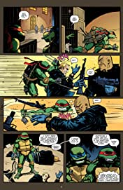 Teenage Mutant Ninja Turtles: The IDW Collection, Vol. 7