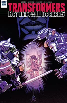 Transformers: Requiem of the Wreckers