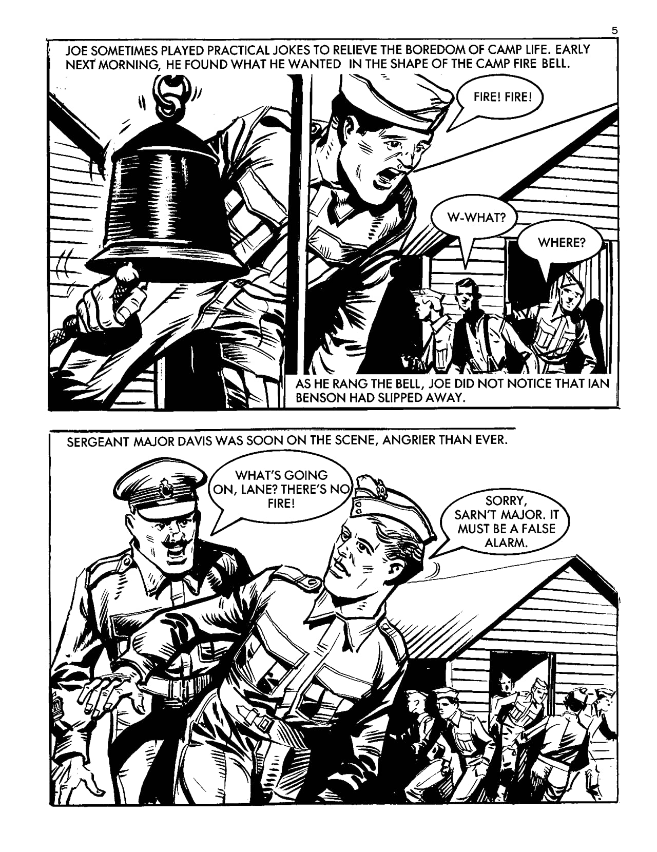 Commando #5106: Soldiers For Hire