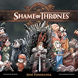 Shame of Thrones Book 1: Bundle Up, Here Comes Winter