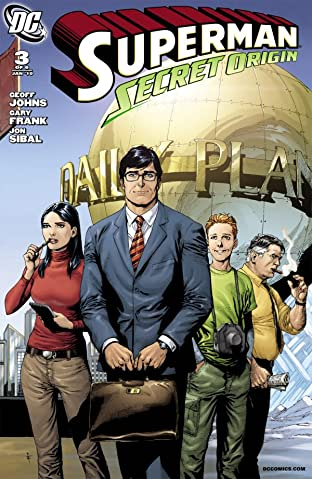 Superman: Secret Origin #3 (of 6)