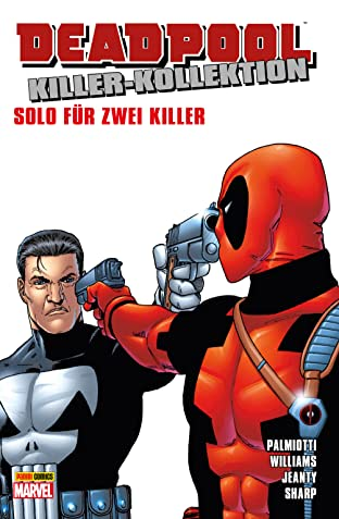 Deadpool Killer-Kollektion Vol. 12: Solo für zwei Killer