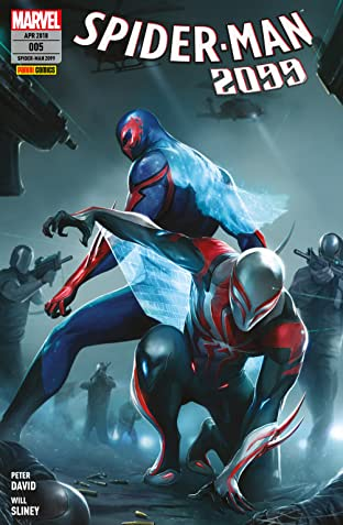 Spider-Man 2099 Vol. 5: Showdown in der Zukunft