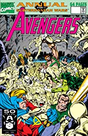 Avengers (1963-1996) Annual #20