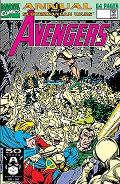 Avengers (1963-1996) Annual #20