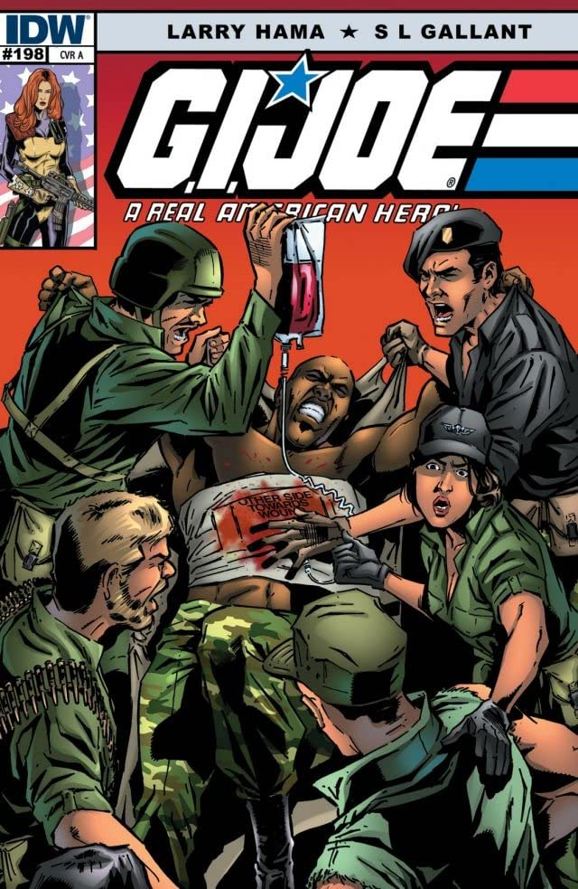 G.I. Joe: A Real American Hero #198