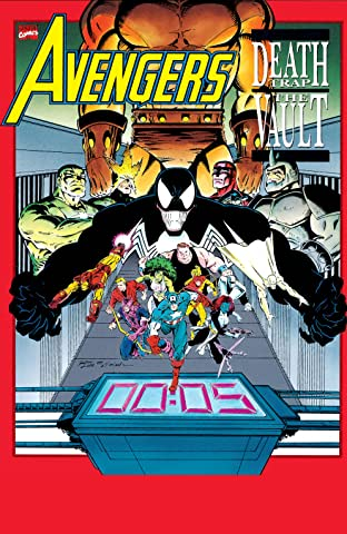 Avengers: Death Trap, The Vault (1991) #1