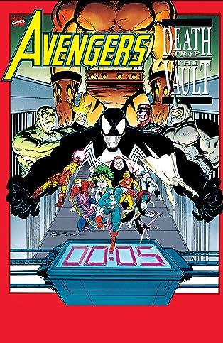 Avengers: Death Trap, The Vault (1991) #1
