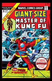 Giant-Size Master of Kung Fu (1974-1975) #3