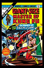 Giant-Size Master of Kung Fu (1974-1975) #4