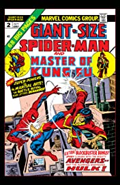 Giant-Size Spider-Man (1974-1975) #2