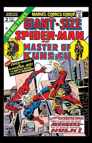 Giant-Size Spider-Man (1974-1975) #2