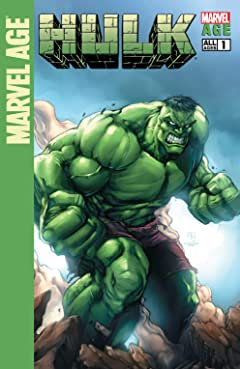 Marvel Age Hulk (2004-2005) #1 (of 4)