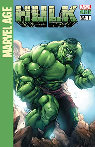 Marvel Age Hulk (2004-2005) No.1 (sur 4)