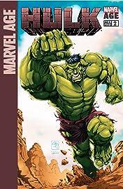 Marvel Age Hulk (2004-2005) #2 (of 4)