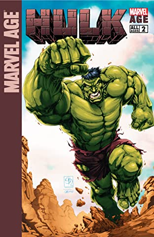 Marvel Age Hulk (2004-2005) No.2 (sur 4)