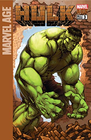 Marvel Age Hulk (2004-2005) No.3 (sur 4)