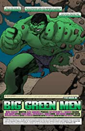 Marvel Age Hulk (2004-2005) #3 (of 4)