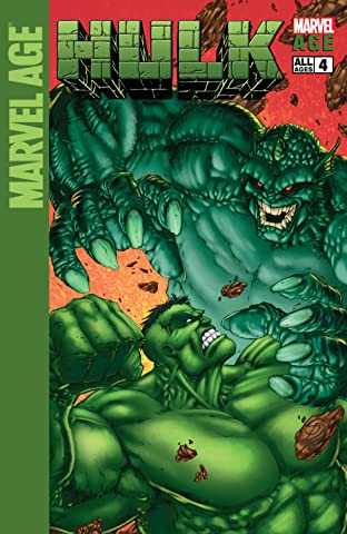 Marvel Age Hulk (2004-2005) No.4 (sur 4)
