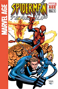 Marvel Age Spider-Man Team-Up (2004-2005) #1 (of 5)