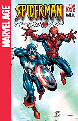 Marvel Age Spider-Man Team-Up (2004-2005) #2 (of 5)