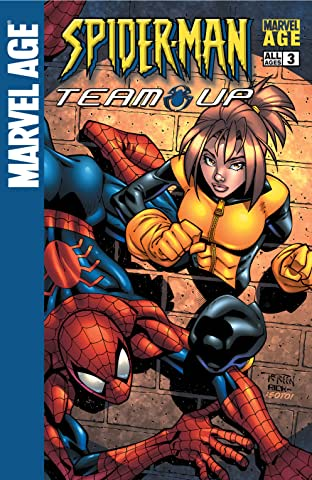 Marvel Age Spider-Man Team-Up (2004-2005) #3 (of 5)