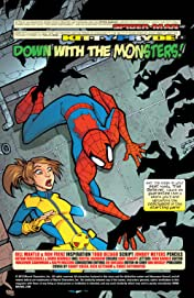 Marvel Age Spider-Man Team-Up (2004-2005) #3 (of 5)