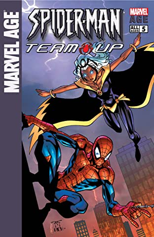 Marvel Age Spider-Man Team-Up (2004-2005) #5 (of 5)