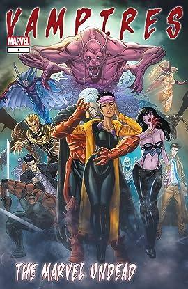 Marvel Vampires Handbook (2010) #1