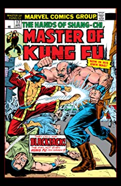 Master of Kung Fu (1974-1983) No.17