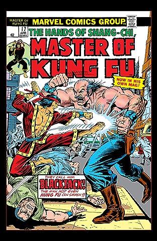 Master of Kung fu (1974-1983) #17