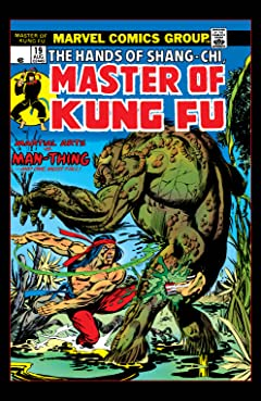Master of Kung Fu (1974-1983) No.19