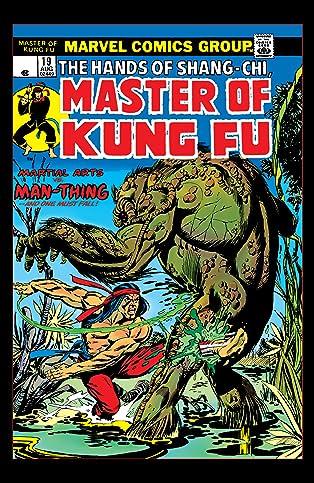 Master of Kung Fu (1974-1983) #19