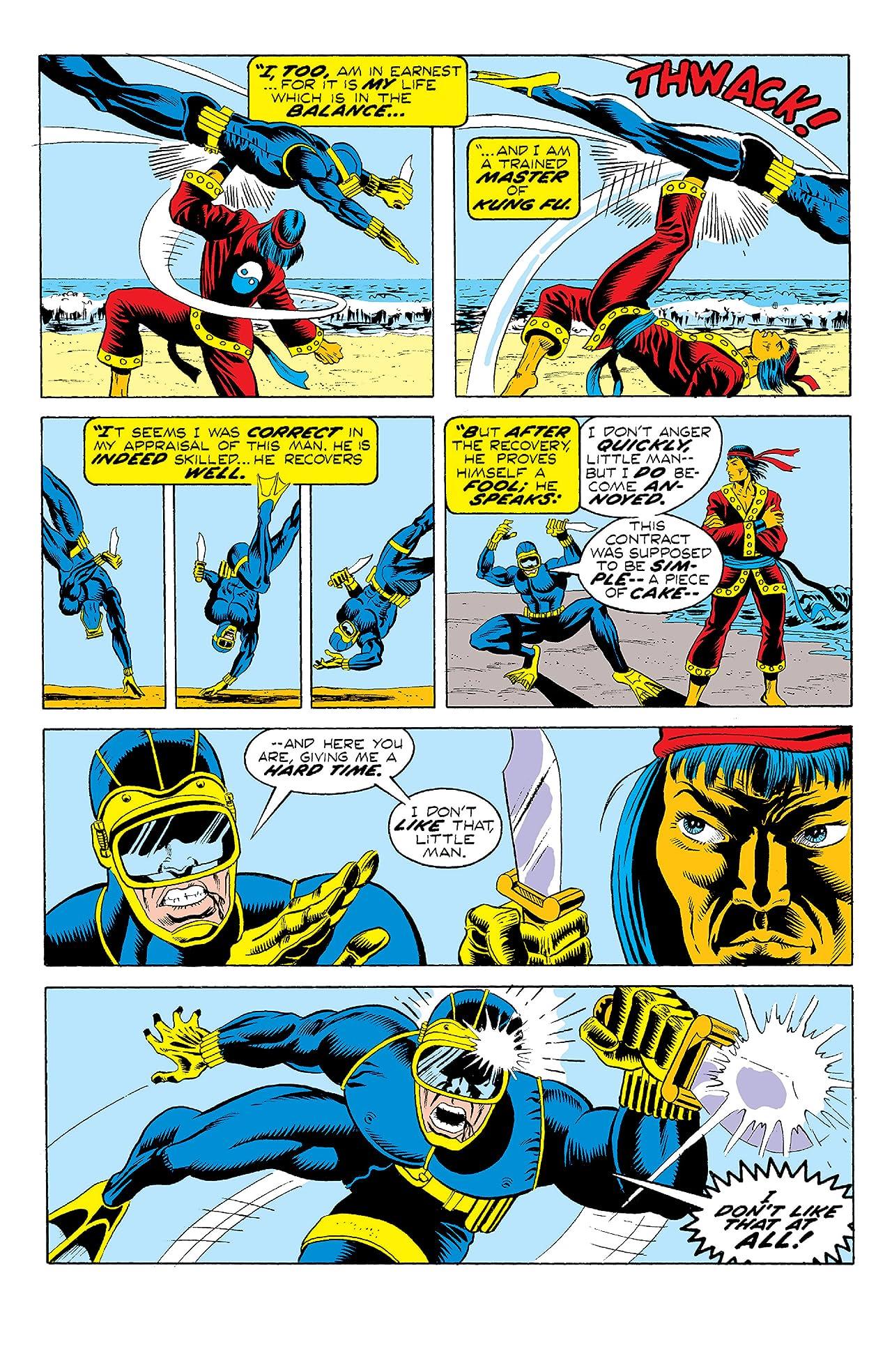 Master of Kung fu (1974-1983) #20