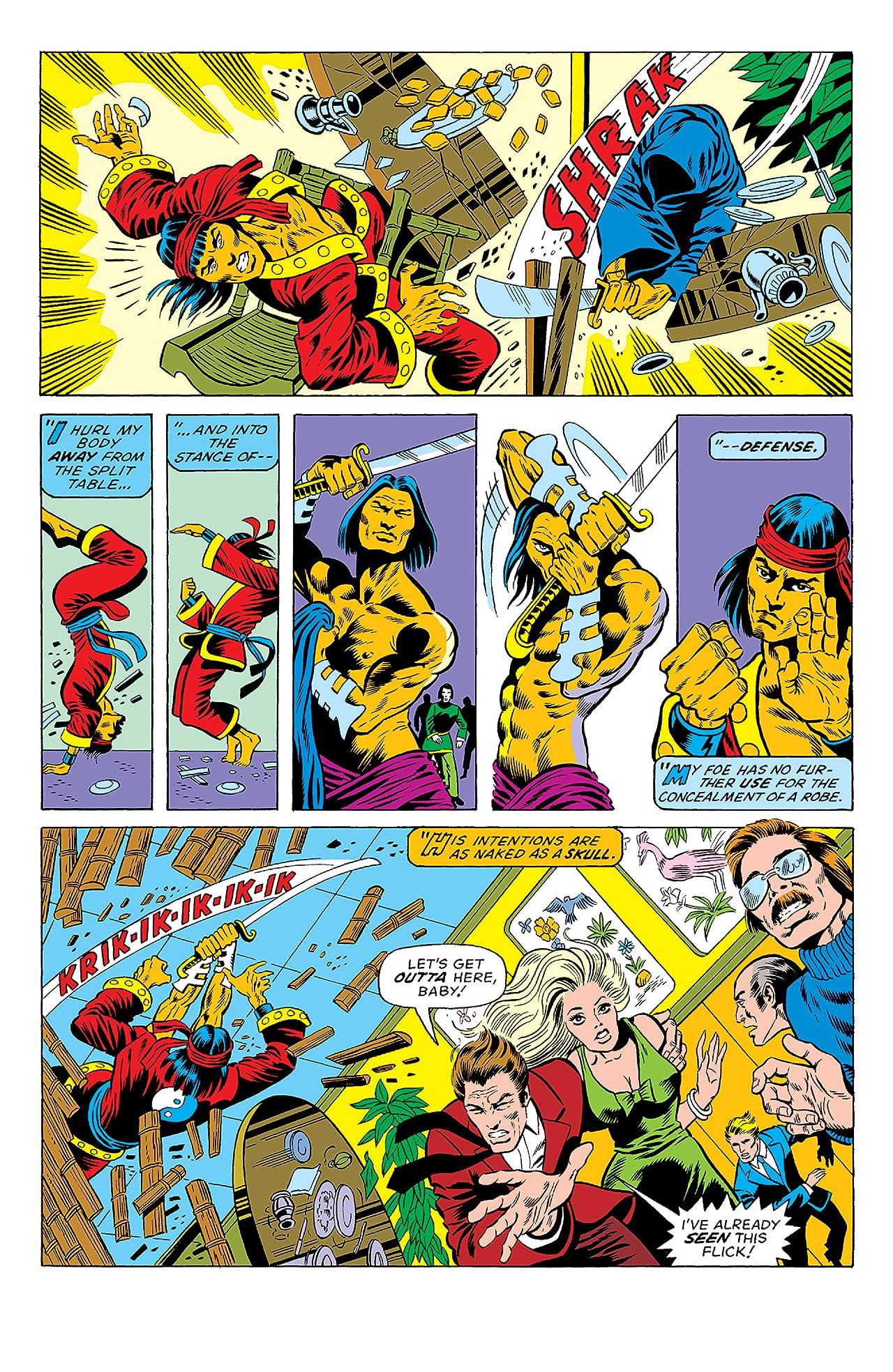 Master of Kung fu (1974-1983) #22
