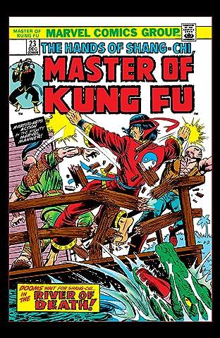 Master of Kung fu (1974-1983) #23