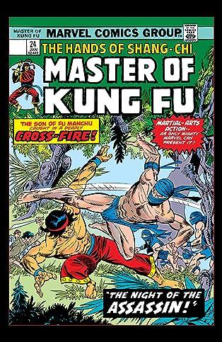 Master of Kung Fu (1974-1983) #24