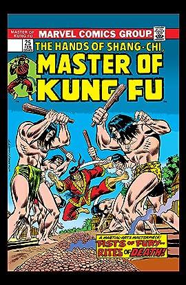 Master of Kung Fu (1974-1983) #25