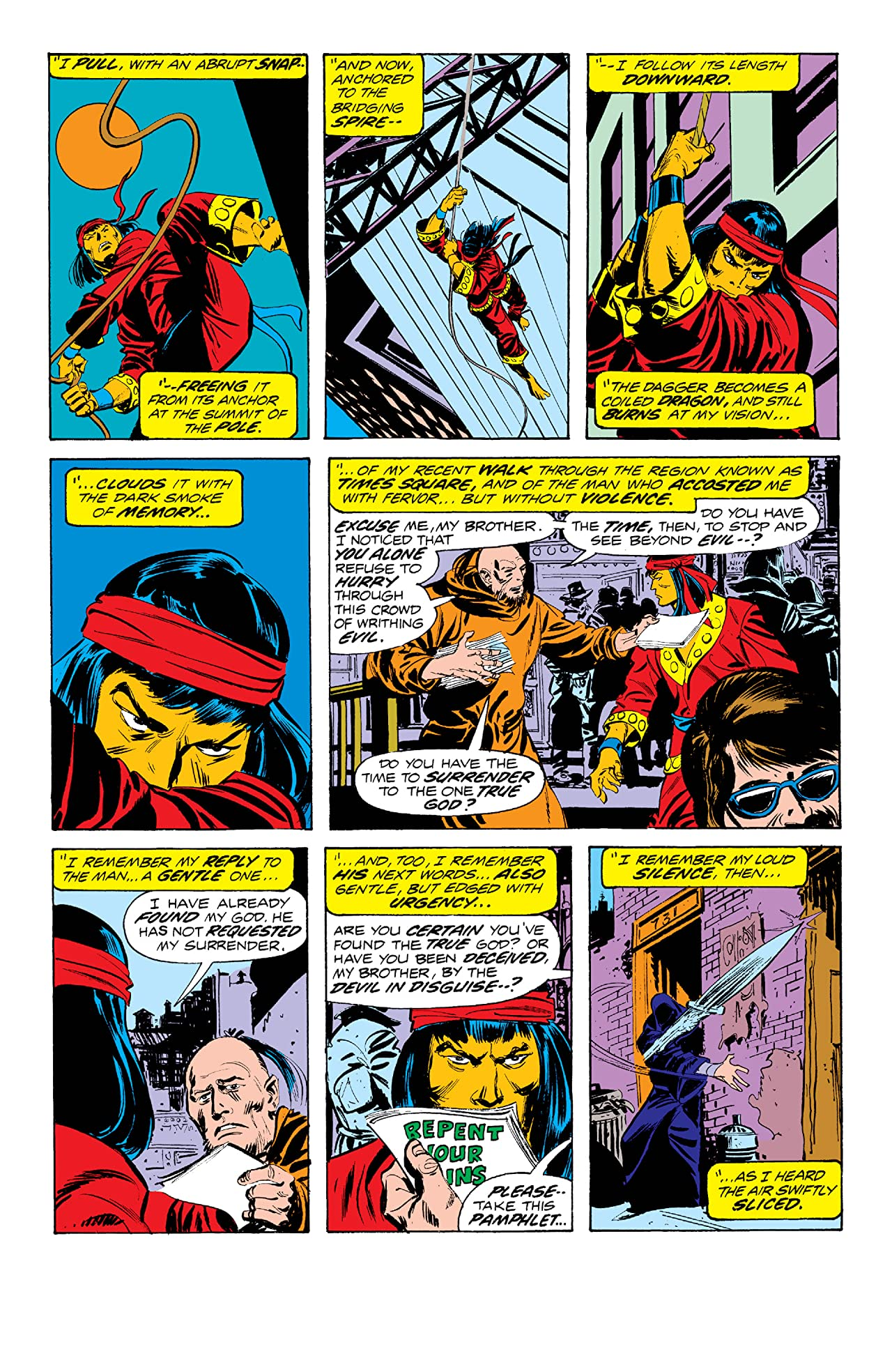 Master of Kung fu (1974-1983) #27