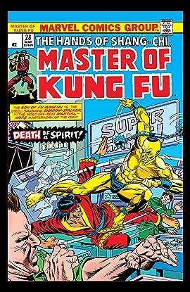 Master of Kung Fu (1974-1983) #28
