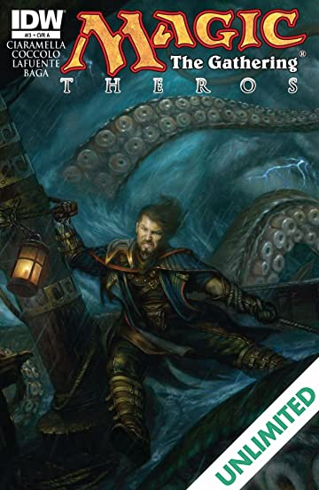 Magic the Gathering: Theros #3