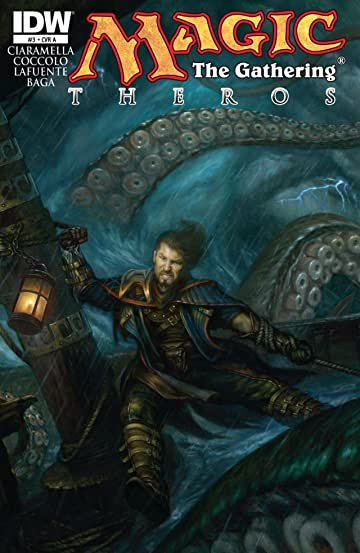 Magic the Gathering: Theros #3