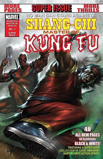 Shang-Chi: Master of Kung Fu (2009) #1