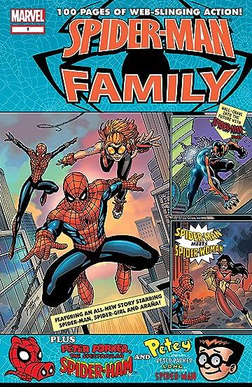 Spider-Man Family (2005) #1