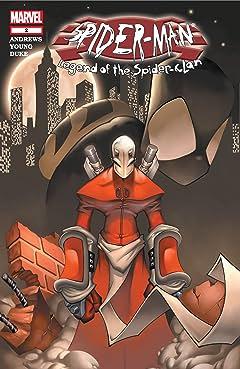 Spider-Man: Legend of the Spider-Clan (2002) #2