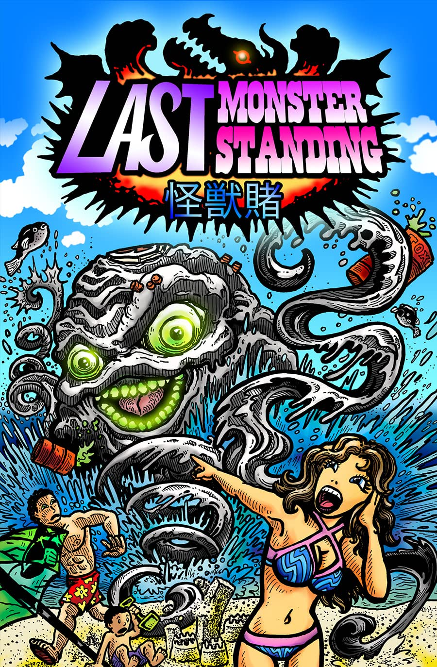Last Monster Standing #2