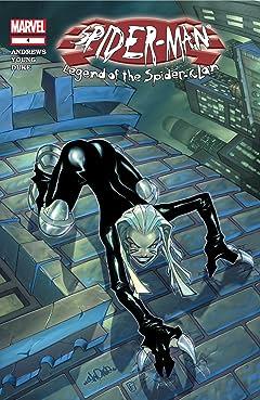 Spider-Man: Legend of the Spider-Clan (2002) #4