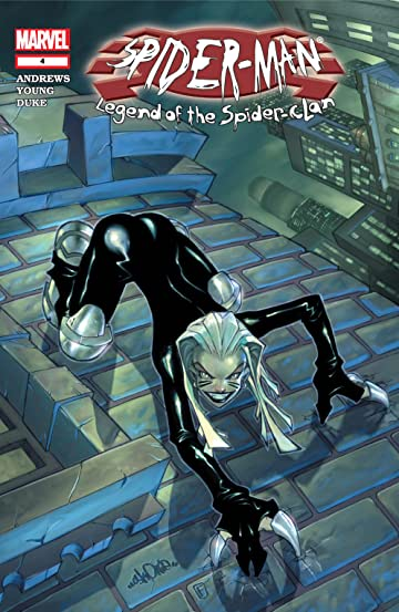 Spider-Man: Legend of the Spider-Clan (2002) #4