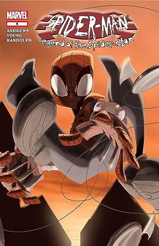 Spider-Man: Legend of the Spider-Clan (2002) #5