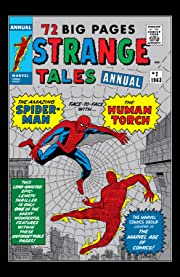 Strange Tales Annual (1962) #2